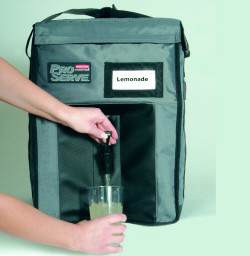 Rubbermaid Thermo-Tragetasche